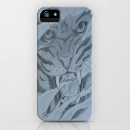 """Anger"" iPhone Case"