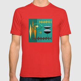 Watching From The High Tower T-shirt