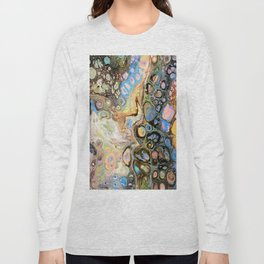 Galaxy Chaos Long Sleeve T-shirt