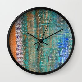Journey #2 Wall Clock
