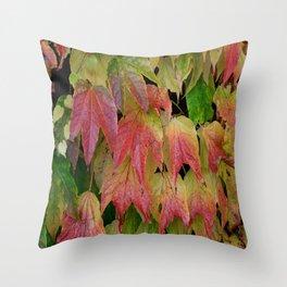 Ivy's Throw Pillow