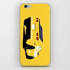 BUMBLEBEE CAMARO  iPhone & iPod Skin