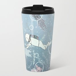 Scuba Dogs Travel Mug