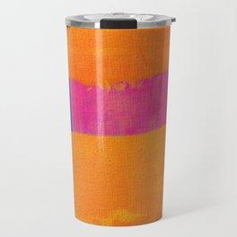 """Passaredo"" Inspired by the Chico Buarque music. Travel Mug"