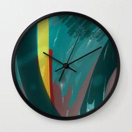 BA L SHIR Wall Clock