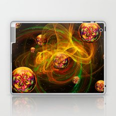 Chaos creating Universe Abstract Fantasy Laptop & iPad Skin