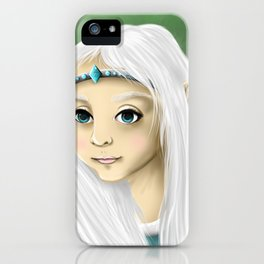 Little elvish fairy iPhone Case