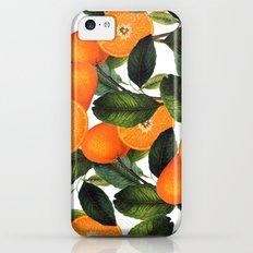The Forbidden Orange #society6 #decor #buyart iPhone 5c Slim Case