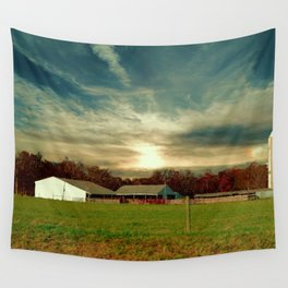 Rural America Wall Tapestry