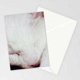 Sleeping Angel 3 Stationery Cards