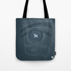 BLADE RUNNER (Voight Kampf Test Version) Tote Bag