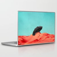 oasis Laptop & iPad Skins featuring Oasis by SUBLIMENATION