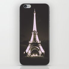 Vintage Style Paris iPhone & iPod Skin