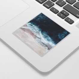 Blue Sea II Sticker