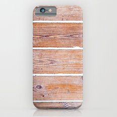 Wooden Boards Slim Case iPhone 6s