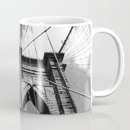 The Brooklyn Bridge Coffee Mug