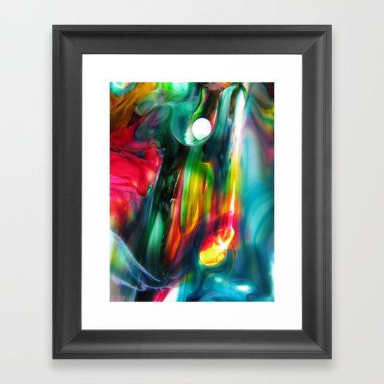 æther Framed Art Print