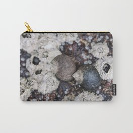 Periwinkles and Barnacles on a rock Carry-All Pouch