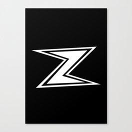 Zee Canvas Print