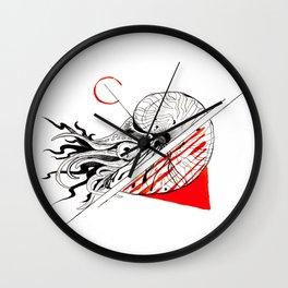 NAUTILUS INKTOBER Wall Clock