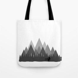 MTB Trailz Tote Bag