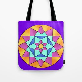 Astract pattern Tote Bag
