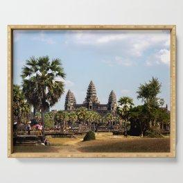 Angkor Wat Serving Tray