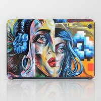 madonna iPad Cases featuring Madonna by Robin Curtiss
