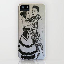 Victorian Tinkerer iPhone Case