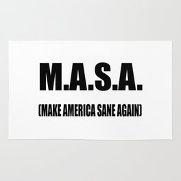 M.A.S.A Rug
