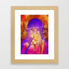 Sun Eater Framed Art Print