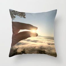 A Pinch of Sunshine Throw Pillow