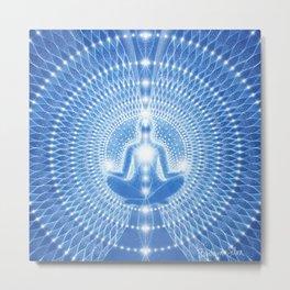 Expressing Divine Energy Metal Print