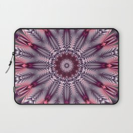 Feathered Mandala Laptop Sleeve