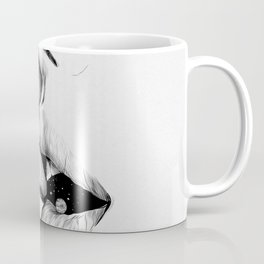 Universe kiss. Coffee Mug