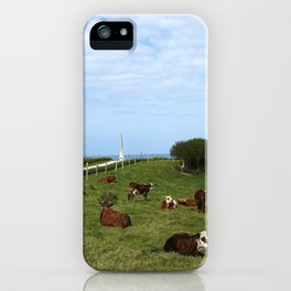 Omaha Beach 1 iPhone Case
