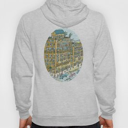 City Block Hoody