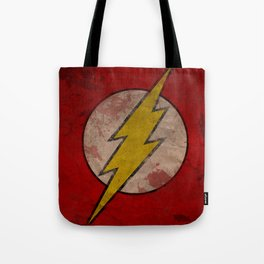 Remember The Flash Tote Bag