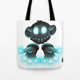 Monkey Glove Lights Tote Bag