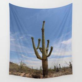 In The Desert Sun Wall Tapestry