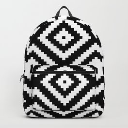 Tribal B&W Backpack