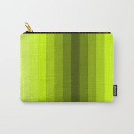 lemon stripes modern patterns Carry-All Pouch