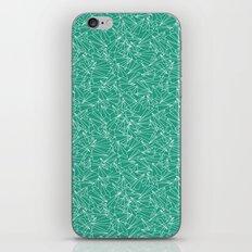 Schoolyard Aviation Green iPhone & iPod Skin