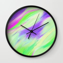 Lilla MArble Wall Clock