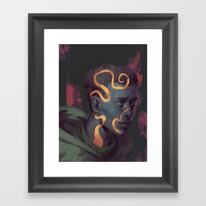 Mended II Framed Art Print