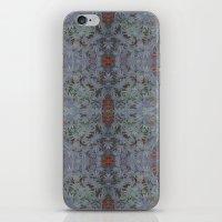 marijuana iPhone & iPod Skins featuring Marijuana print  by Kim Barton