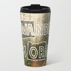 Wander More - Forest Travel Mug
