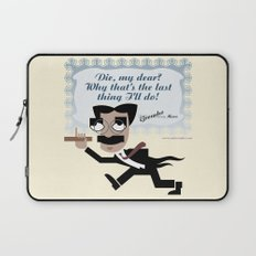 Groucho forever Laptop Sleeve