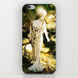 Naida the River Fairy Wood Nymph iPhone Skin