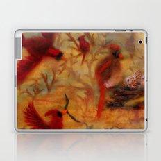 The Cardinal Tree Collage Laptop & iPad Skin